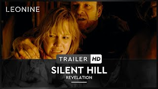 Silent Hill Revelation 3D Film Trailer