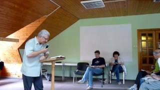 Ретрит для служителей(часть 1) Михаил Петров. 26.06.15