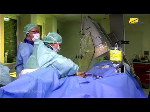 Produktionseinblicke Folge #10 - Übertragung von Herzkatheter-Operationen live aus dem OP