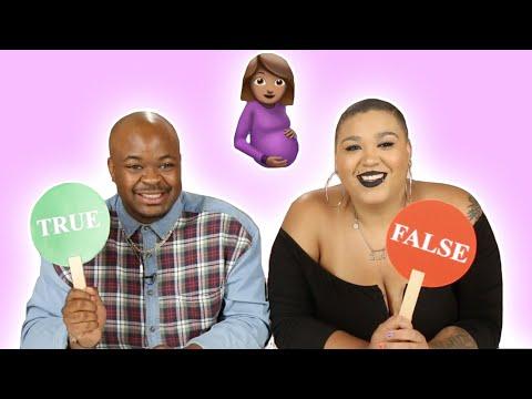 We Play True or False: Childbirth Edition