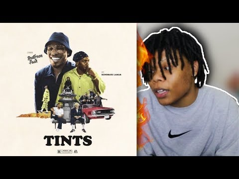 Anderson .Paak - Tints Feat. Kendrick Lamar (REACTION)
