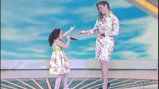 Ana Cristina E Milena - Música Eu E Você 2013