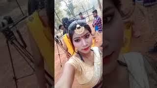Naina Pali Making Video Shoot Time Divesh Goswami