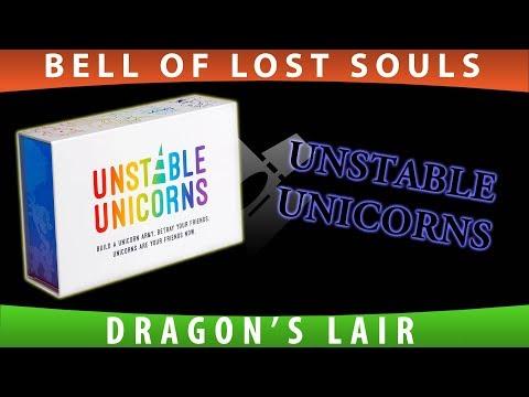 BoLS TableTop Spotlight | Unstable Unicorns