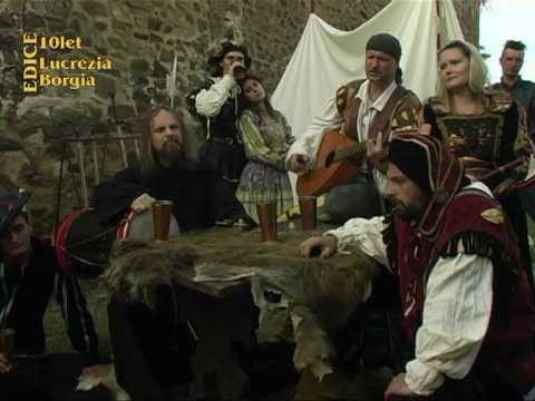 Lucrezia Borgia - LUCREZIA BORGIA-NOC PŘED BITVOU EDICE-10 LET