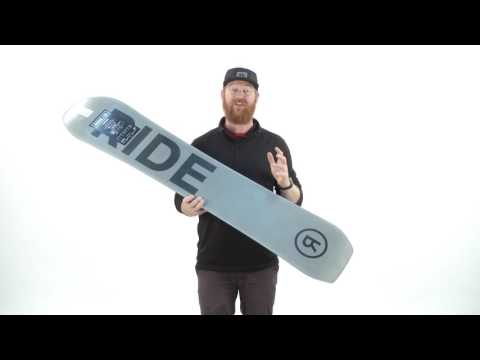 2017 Ride Timeless Snowboard Review – The-House.com