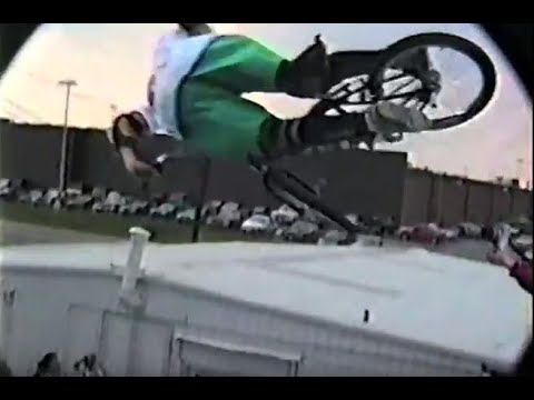 (Full Video) 2-Hip Contest // Indianapolis Indiana // Stray Bikes // 1990