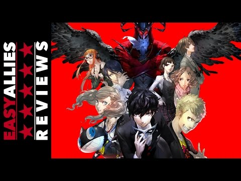 Persona 5 - Easy Allies Review - YouTube video thumbnail