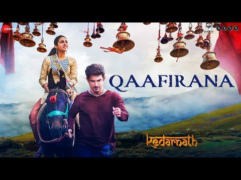 Qaafirana Lyrics (Kedarnath)