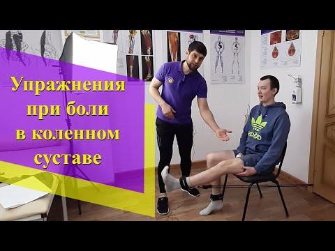 Упражнения с эспандером при артрите, артрозе коленного сустава.