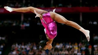 6 Of Gabby Douglass Most Superhuman Gymnastics Moves