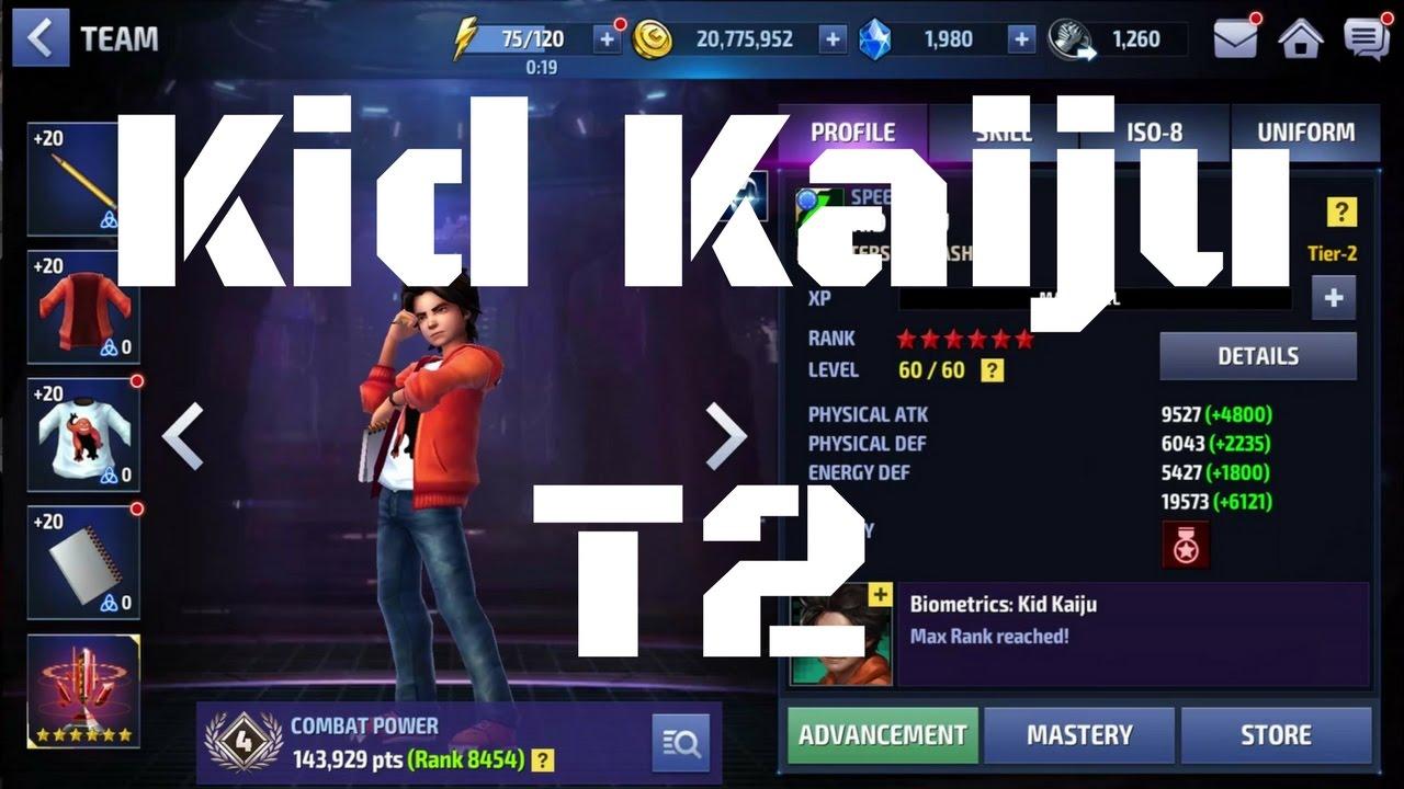 รีวิว Kid Kaiju T2