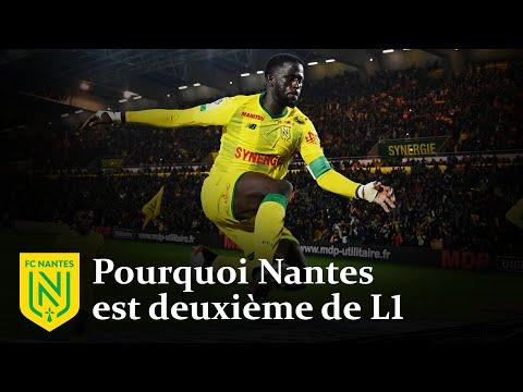 🇫🇷 Pourquoi Nantes est deuxième de Ligue 1
