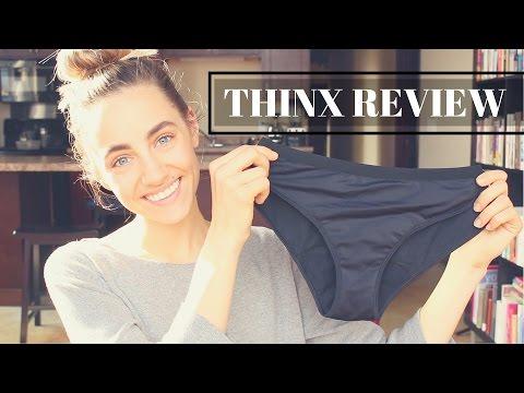 My Thoughts on Thinx Underwear