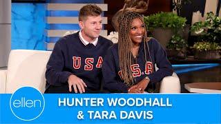 Team USA Athletes Celebrate Tokyo 2020 & Engagement