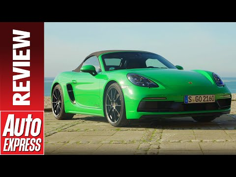 New 2020 Porsche 718 Boxster GTS review - the Boxster GTS is back with a bang!
