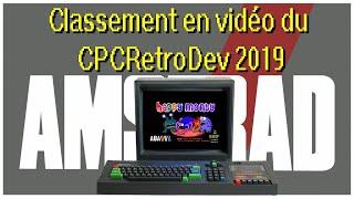 2019-11-16 : 35 nouveaux jeux Amstrad CPC !!!