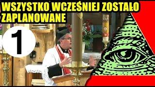 Ks.Natanek – Mówię świadomy konsekwencji… Mocne kazanie !!! cz.1/6
