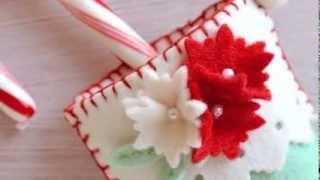 Sizzix Easy Simple Christmas Crafts Ideas With Brenda Walton