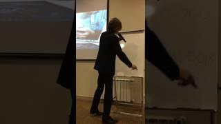 Кирилл Гусев. Выступление на бизнес форуме в Самаре.