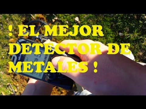 XP DEUS | El mejor detector de metales | Profundidad y Accesorios | Detector de Oro