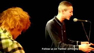 Ed Sheeran feat. Devlin - Lately (Freshly Squezzed Perfomance)