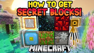 How To Get Invisible Bedrock In Minecraft Pc
