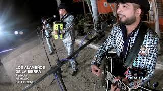Perfecta - Alameños De La Sierra (En Vivo 2018)