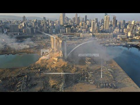 Βηρυτός: Κύμα συμπαράστασης από τη διεθνή κοινότητα