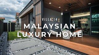TOP MODERN & LUXURY HOMES | ASIA BEST INTERIOR DESIGN 2019 | Villa 14 By Nu Infinity