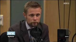 Dagsnytt 18 – 2009 – Bent Høie og Steinar Madsen mot Kjetil Dreyer fra Vaksineaksjon