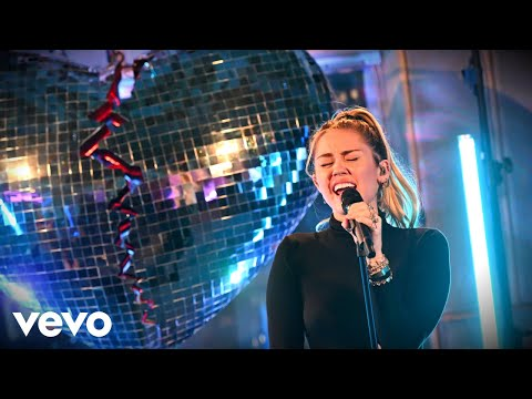No Tears Left to Cry (Ariana Grande Cover) [Feat. Miley Cyrus]