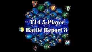 Twilight Imperium 4th Edition 5-Player Battle Report 2: Jol