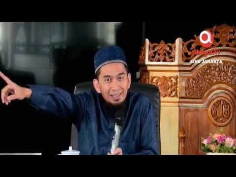 Hukum Mengambil buah yang pohon masuk pekarangan Ustadz Adi Hidayat, Lc  MA