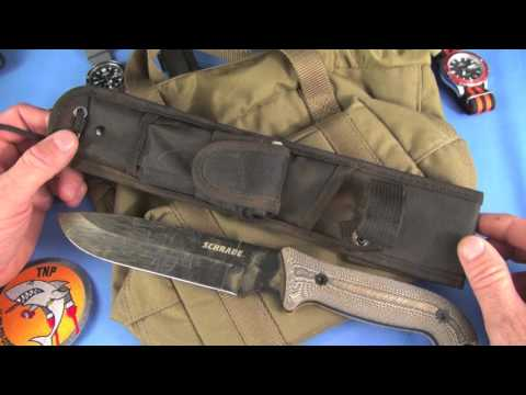 The $45 Schrade Survival knife