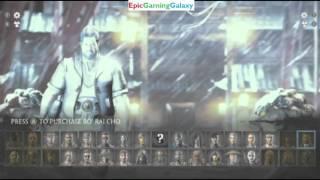 Full Character Roster Revealed For Mortal Kombat X Update 1.12