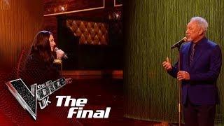 Deana & Sir Tom Jones' 'I Believe' | The Final | The Voice UK 2019