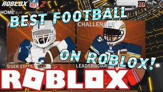 BEST ROBLOX FOOTBALL GAME? [Roblox NFL Funny Moments #1]