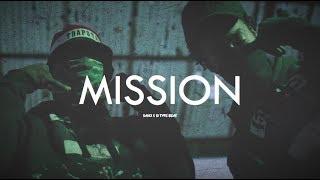 "Sav12 x S1 Type Beat ""Mission""   UK Drill Instrumental 2018"