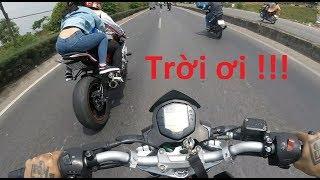 Tour Củ Chi kiếm Bò cùng bầy Cá BMW , CBR , Ducati (Vlog 122)