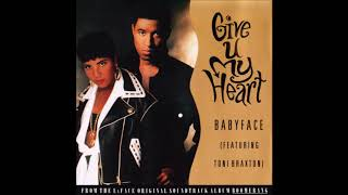 Toni Braxton - Give You My Heart (Remix)