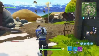 Yaaady gotd it| fortnite
