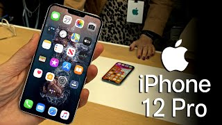 Apple iPhone 12 - Insane Camera!