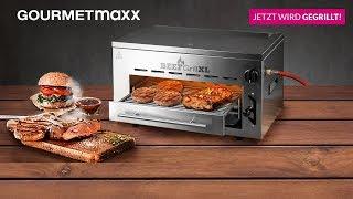 9902586  GOURMETmaxx Beef Grill XL, 4-teilig