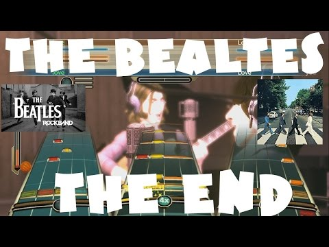 The Beatles: Rock Band Ending Cutscene (REMOVED AUDIO