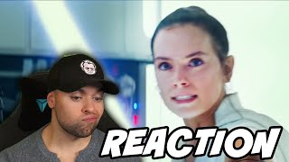 "Reacting to Rise of Skywalker ""Adventure"" TV Spot"
