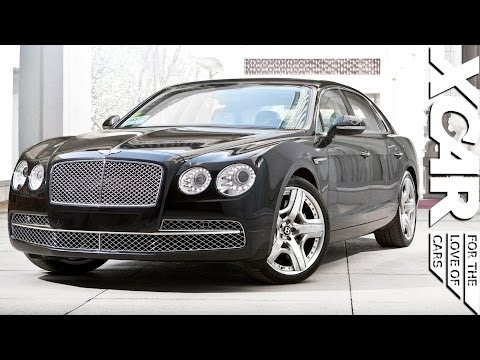 Bentley Flying Spur: Luxury Muscle? - XCAR