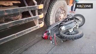 Kecelakaan di Calang, Satu Orang Tewas