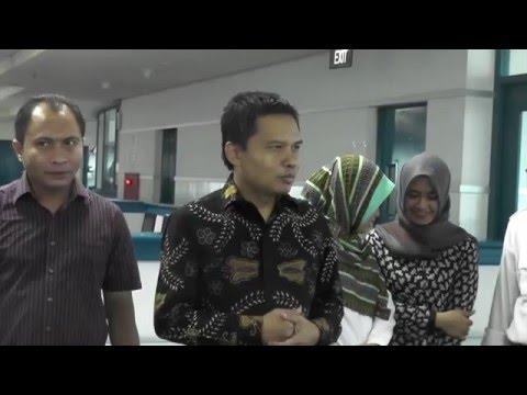 Sekretaris Jenderal MPR RI Antusias Melihat Tayangan RMTV