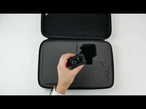 Amazon Basics GoPro, Yi Lite 4K/+ Aufbewahrungsbox Unboxing